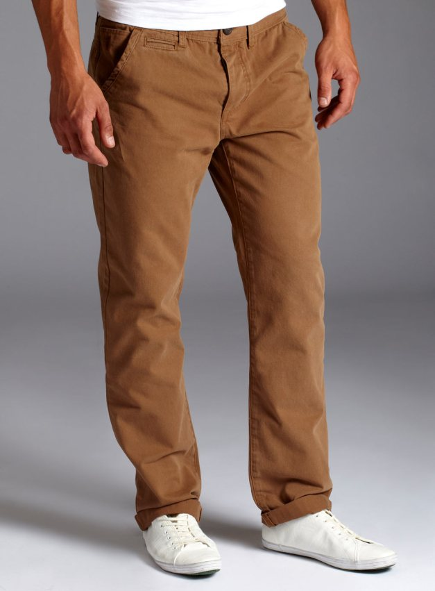 Skinny Tobacco Chinos - Was £32.00   Now £25.00