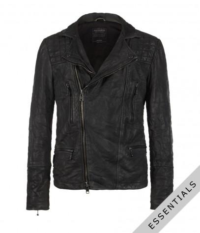 Cargo Biker Black/Grey - £295