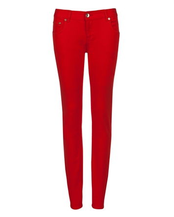 CUBBA - Coloured skinny jean - £79