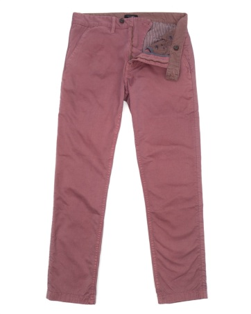 SKICHIN - Slim fit chino - Was £89  NOW £62