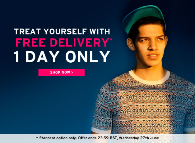 TOPMAN Top Offer