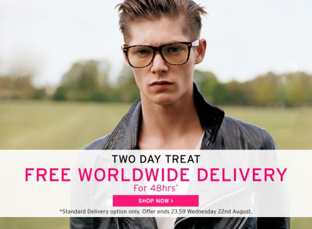 48 hour Free Worlwide Delivery
